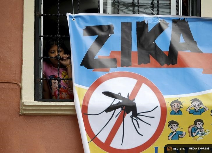 The Zika virus has already taken hold in places like Honduras, could spread