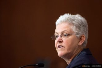 EPA chief Gina McCarthy announced the latest U.S. emissions numbers this week