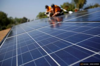 Solar panels remain too expensive for most low-income families to consider