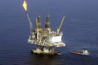 Offshore drilling, like in the north Atlantic, has been called off for the U.S. Atlantic coast