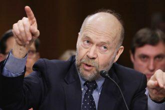 James Hansen testified in Congress against the Keystone XL pipeline