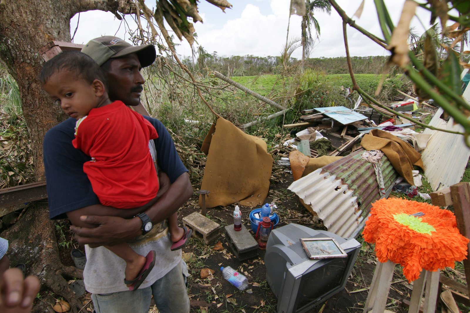 Super cyclone Winston devastated Fiji