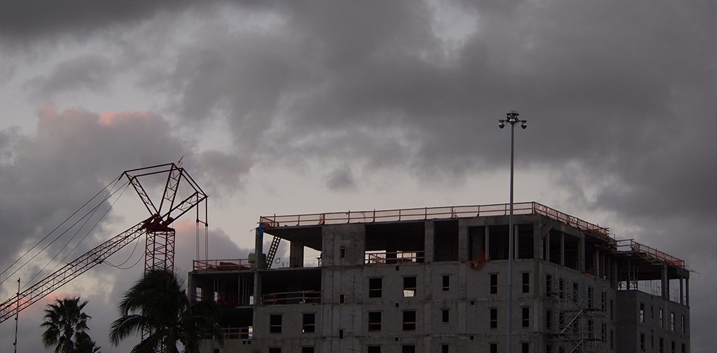 Building booms in Fort Lauderdale