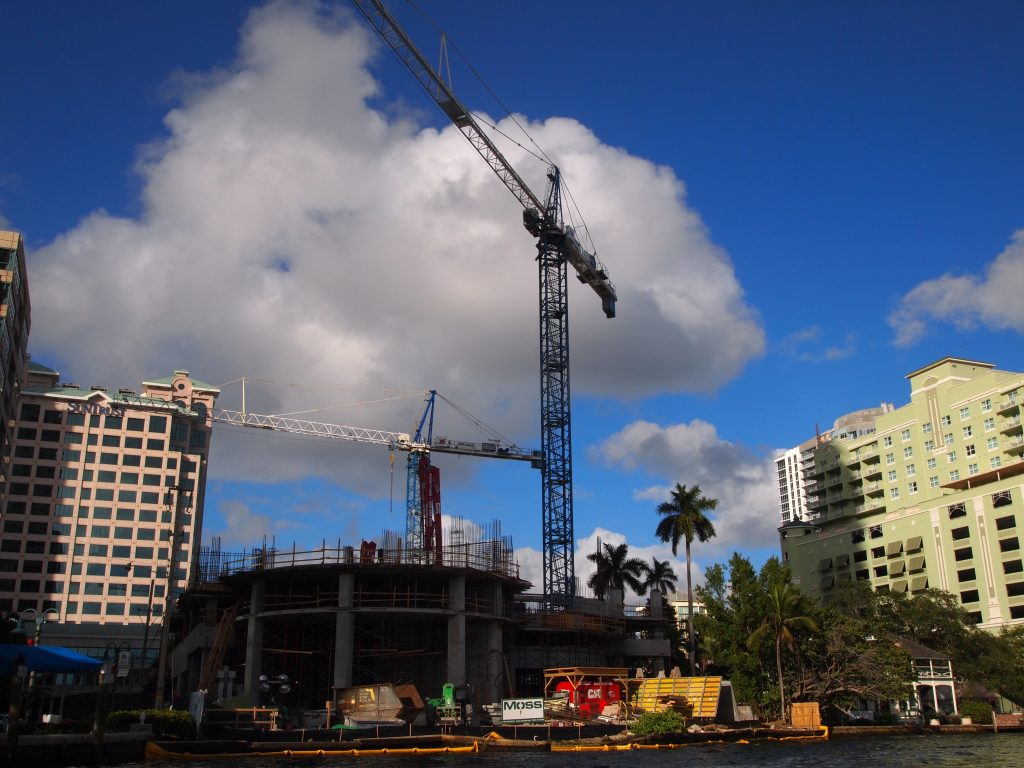 Fort Lauderdale's building boom