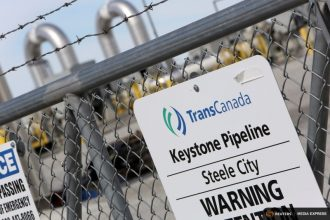 A Keystone 1 leak in South Dakota raises more fears about pipeline safety