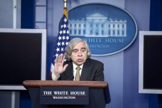 Energy secretary Ernest Moniz has backed away from five carbon capture projects
