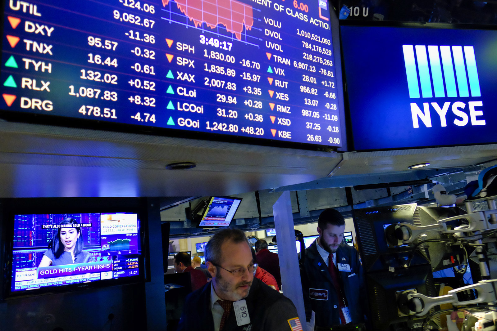 Falling oil prices have jolted the stock market and investment world