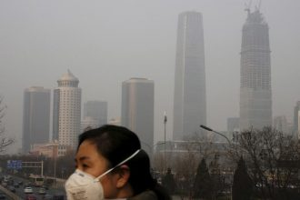 China's air pollution has led to many premature deaths, and a crackdown on emissions
