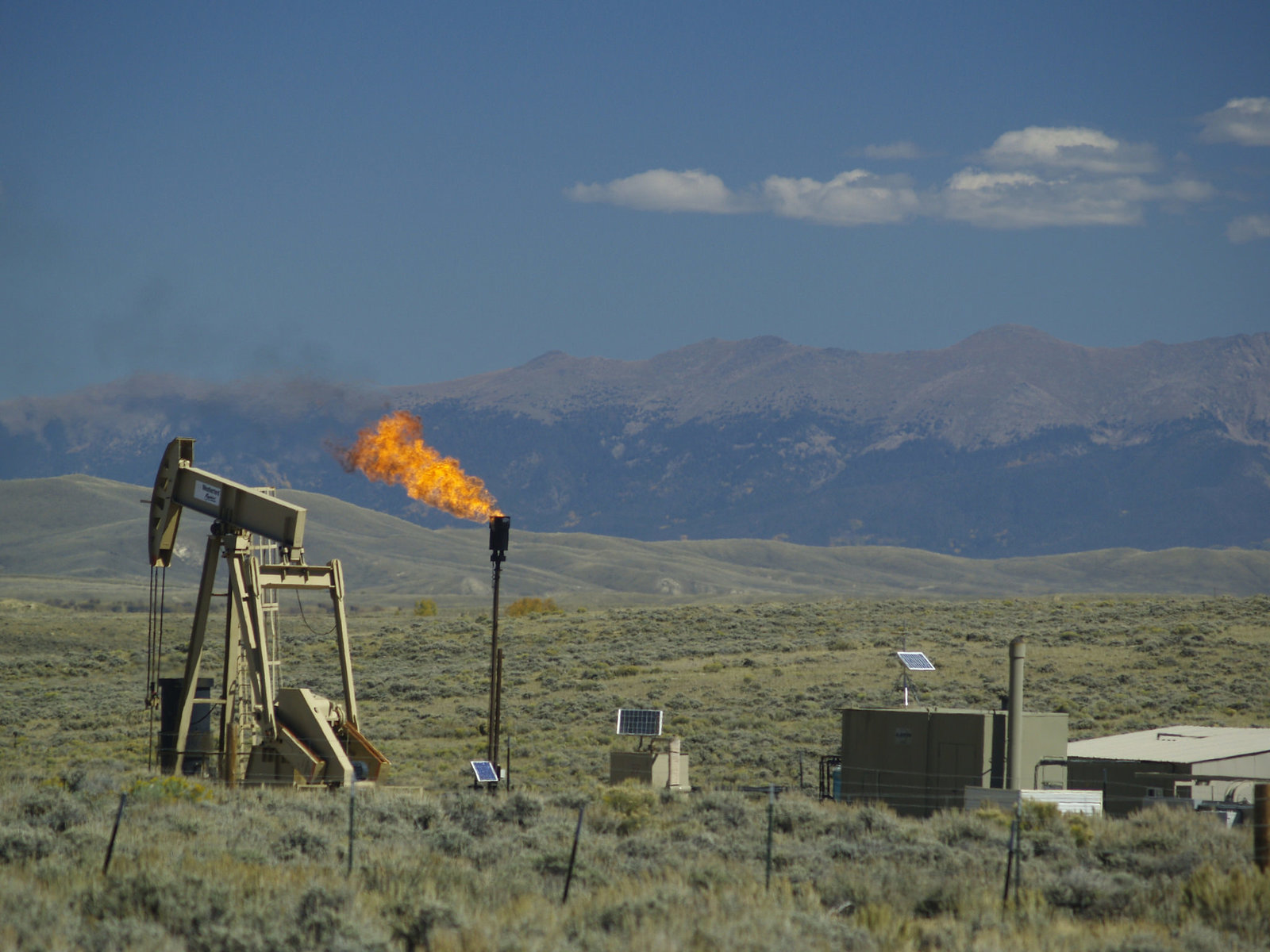 Faulty fracking wells in Colorado was found to be contaminating drinking water