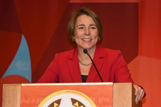 Massachusetts Attorney General Maura Healey has said she will defy Rep. Lamar Smith's subpoena