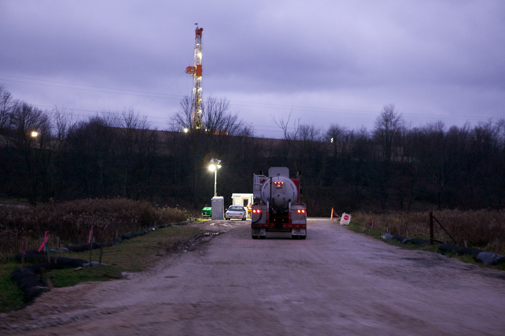 Fracking in Ohio has been opposed by local residents
