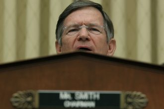Rep. Lamar Smith (R-Tex.) is continuing his assault on the investigations of Exxon
