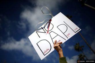 Opposition has grown to the Dakota Access Pipeline