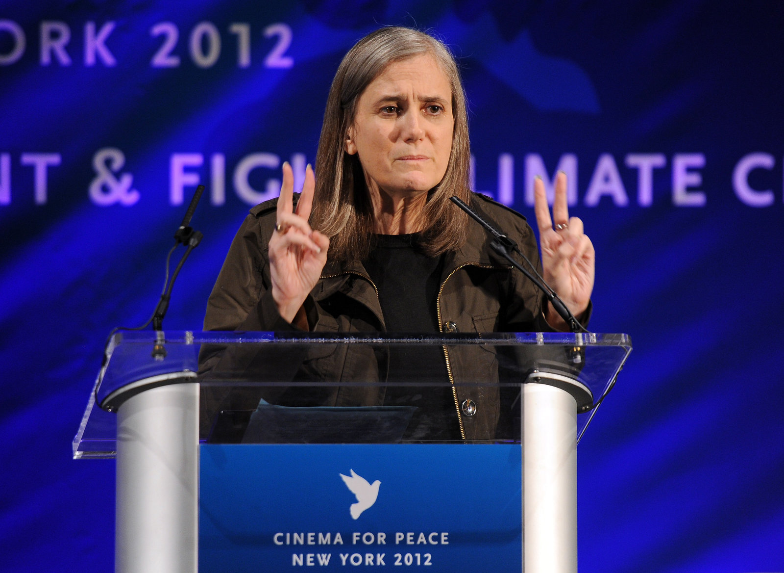 Amy Goodman of Democracy Now! faced criminal charges for her reporting in North Dakota
