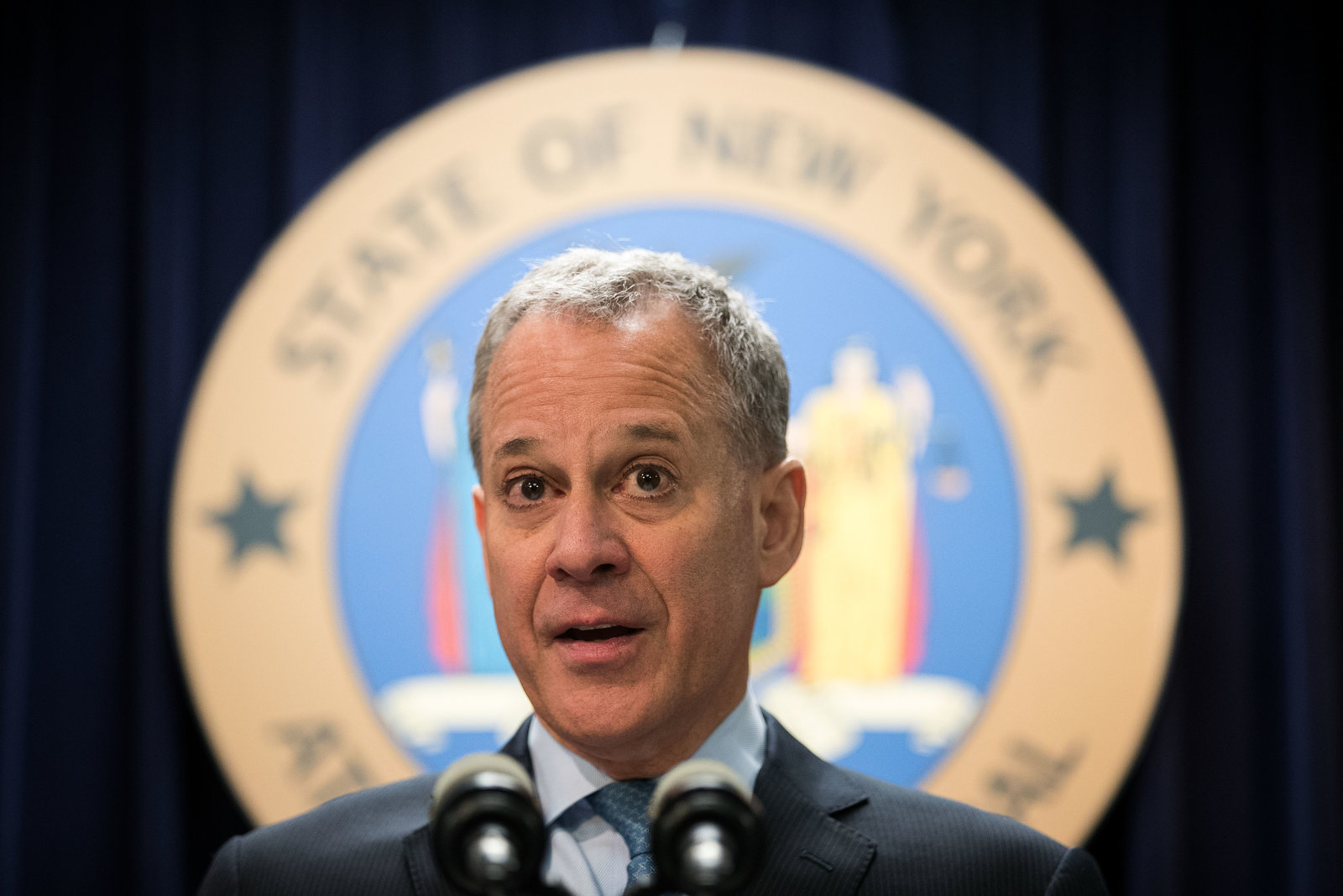 New York Attorney General Eric Schneiderman is investigating Exxon for potential climate fraud