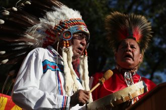 The Standing Rock tribe succeeded in delaying the final permit for the Dakota Access pipeline