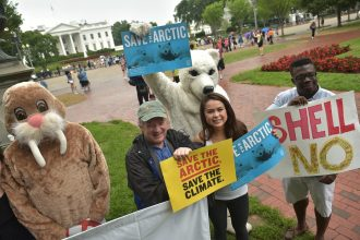 Arctic drilling opponents got a victory with President Obama's order to stop drilling leases