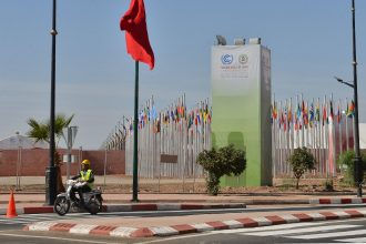 Marrakech, Morocco is set to host the next round of UN climate talks