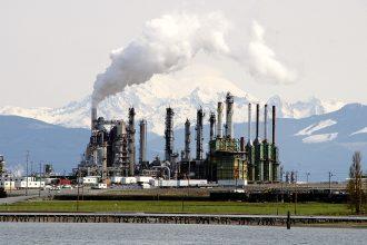 Washington's carbon tax measure fails