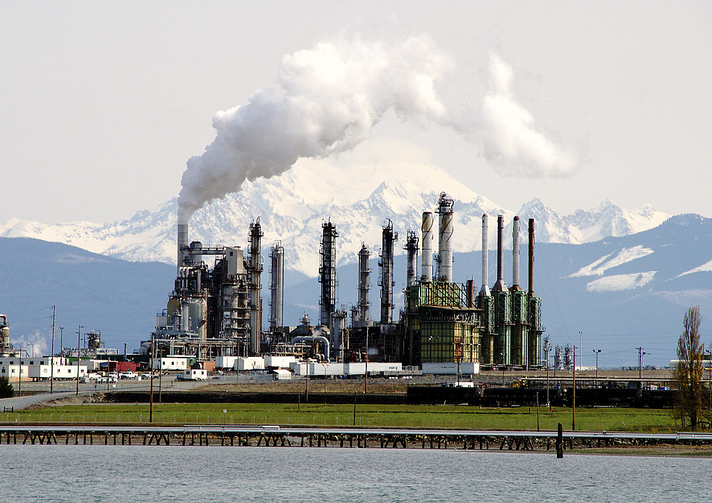 Washington's carbon tax measure fails