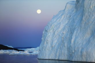 Even Greenland's thickest ice melted between ice ages