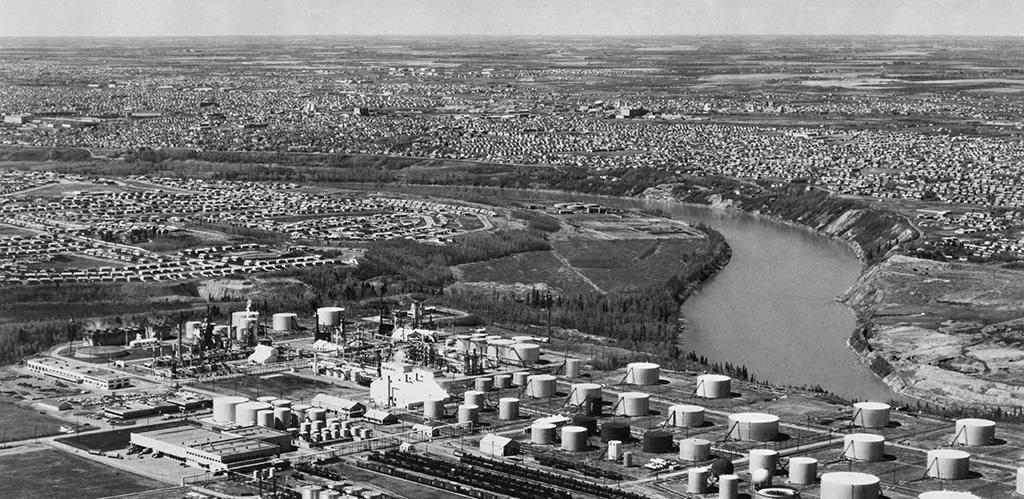 Exxon climate investigation Tar Sands Archival photo