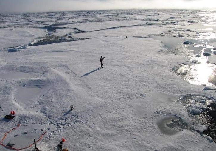 November and December brought record warmth to the Arctic