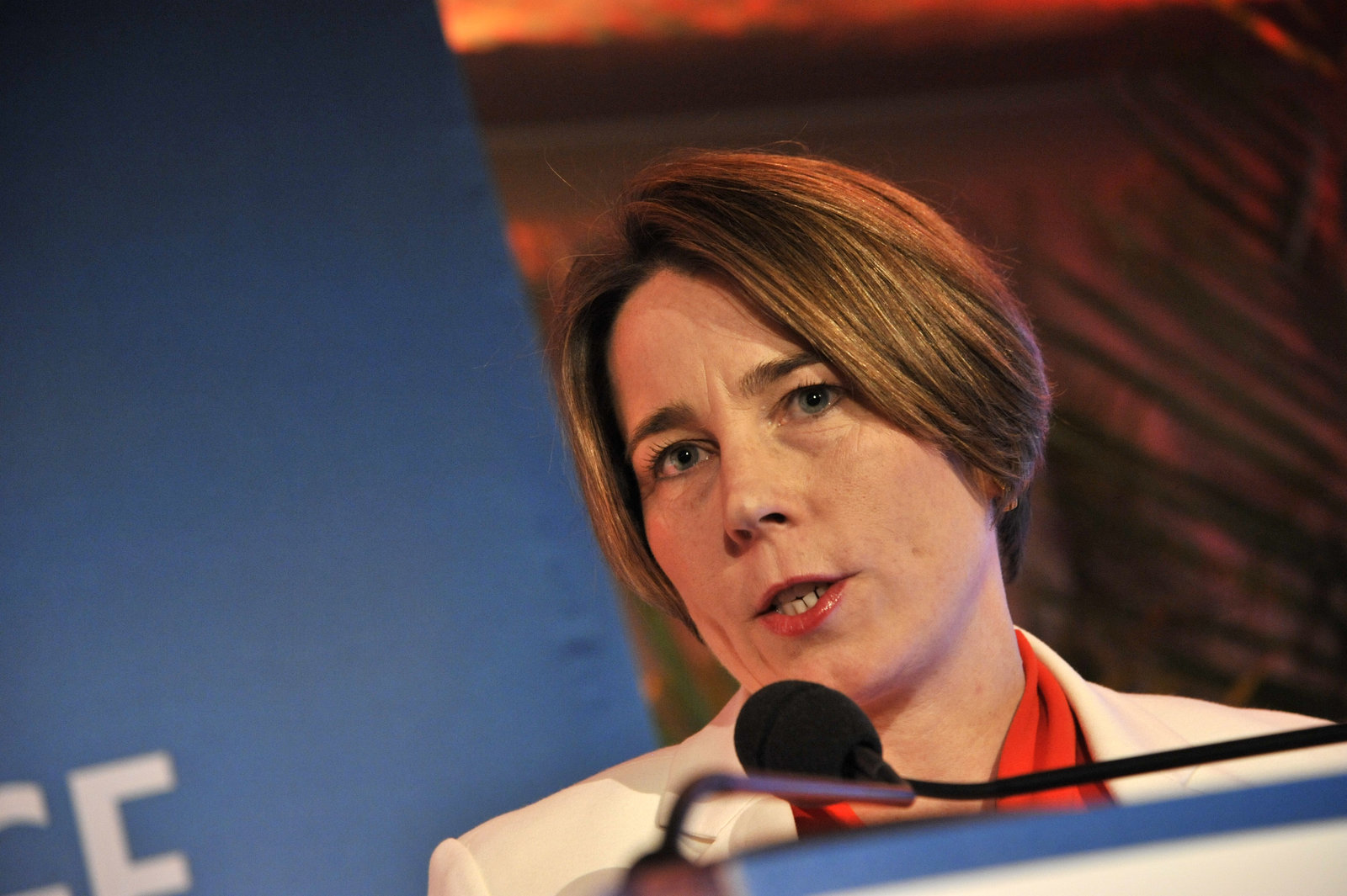 Massachusetts AG Maura Healey won the latest legal round with Exxon
