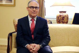 Oklahoma Attorney General Scott Pruitt is Trump's pick to lead the EPA