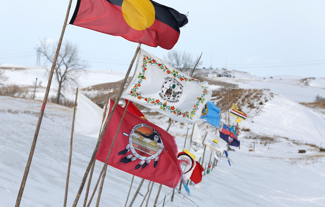 The protest camp near Standing Rock is nearly empty, but the fight continues
