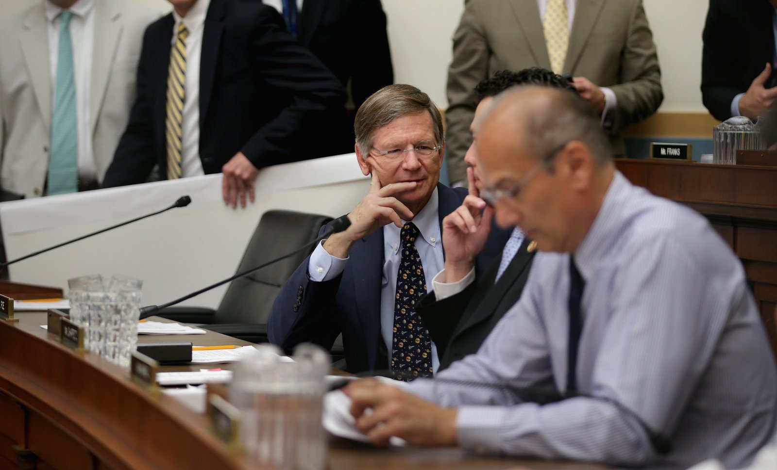 Rep. Lamar Smith (R-Tex.) is continuing his offensive against a NOAA study