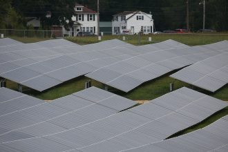 Maryland solar farm provides electricity to hundreds of homes