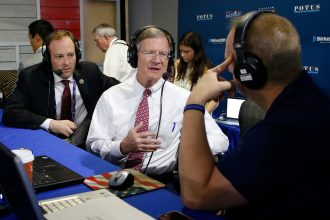 Rep. Lamar Smith has made no secret of his opposition to climate and environmental science
