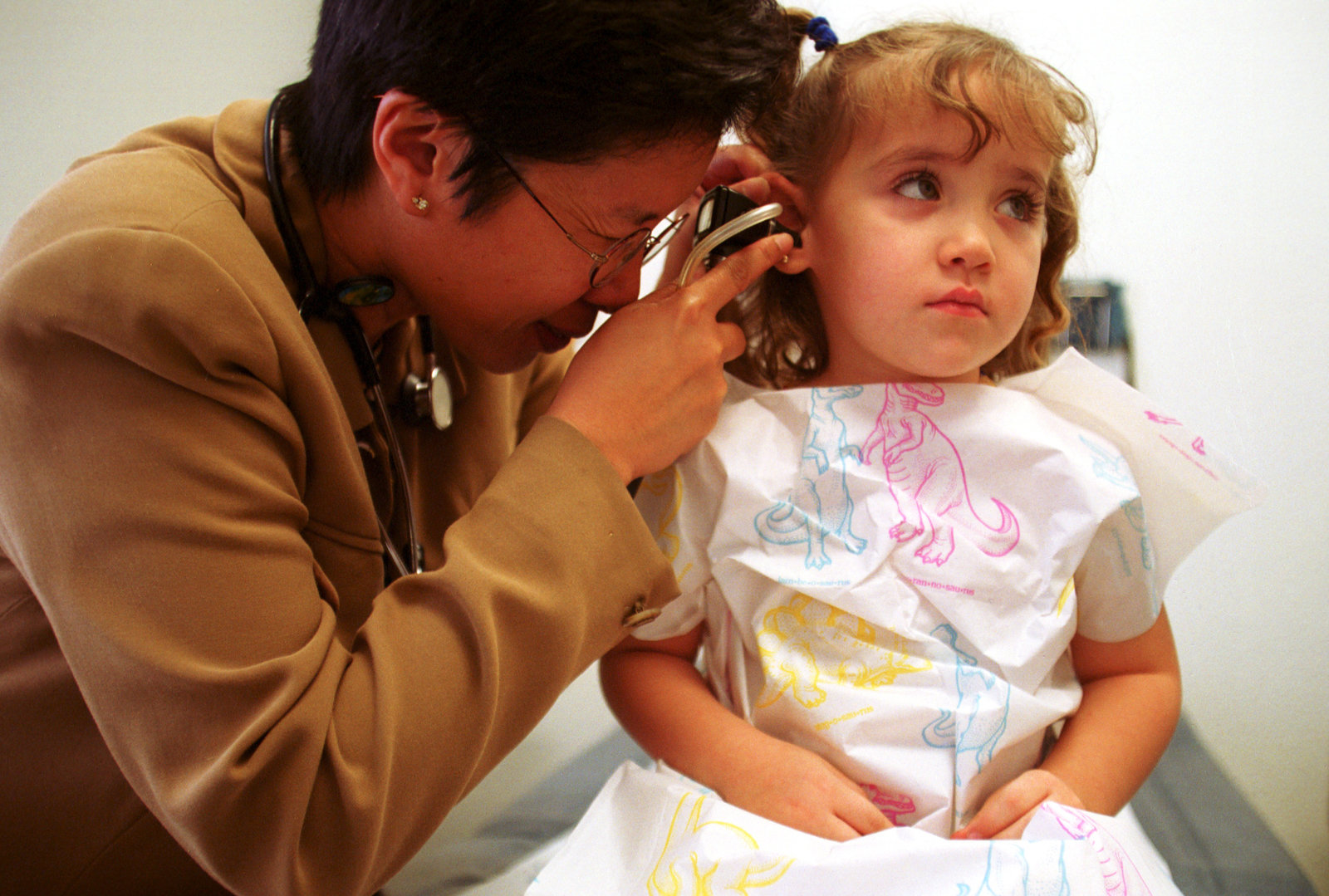 Pediatricians can play an important role in explaining climate impacts on children's health
