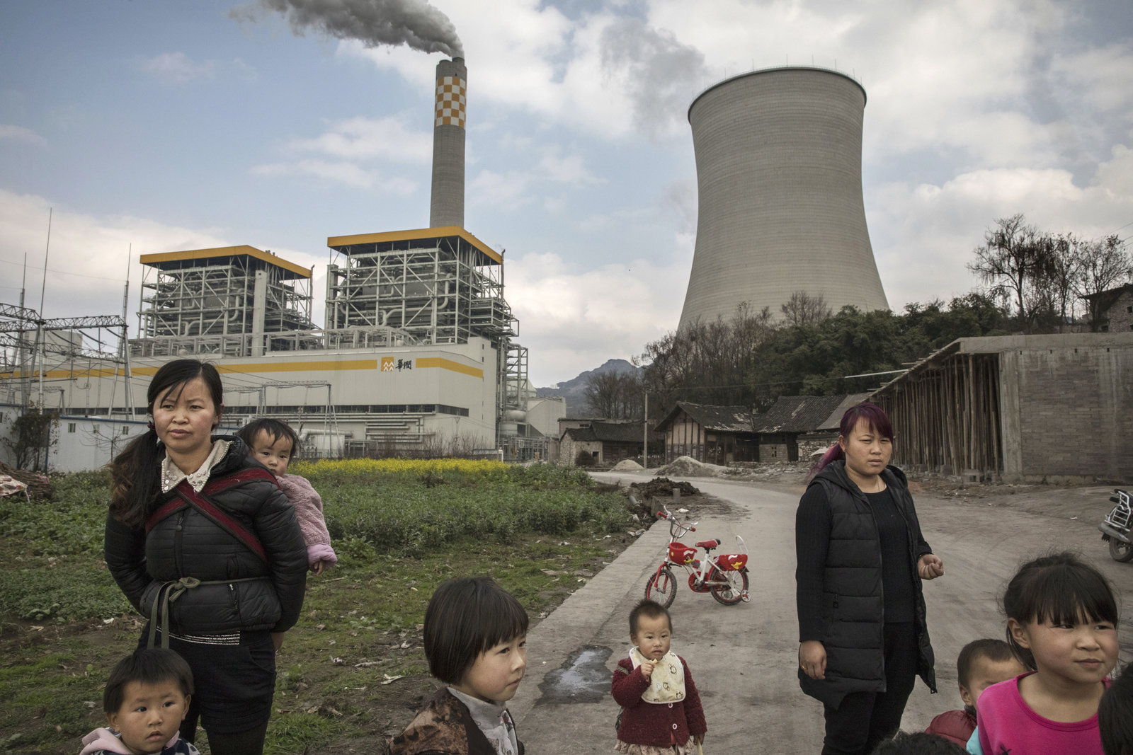 China has leveled off its coal consumption to reduce pollution and climate impacts