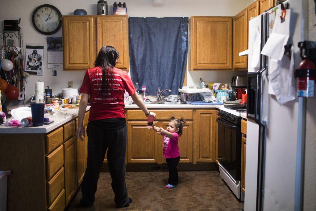 Standing Rock Housing Shortage Dakota Access
