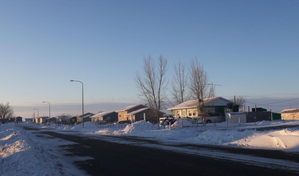 Standing Rock Dakota Access Reservation Housing