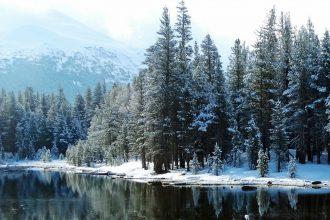 Snow melting in Yosemite National Park. Credit: Don Graham/CC-BY-SA-2.0