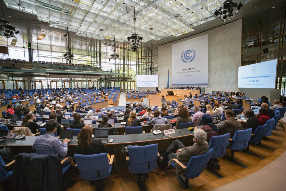 UNFCCC climate talks in Bonn