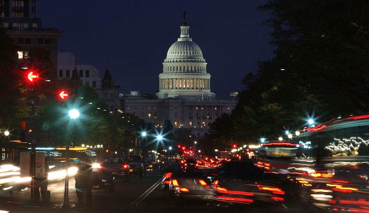 A bipartisan bill in Congress raises the climate conversation in Washington