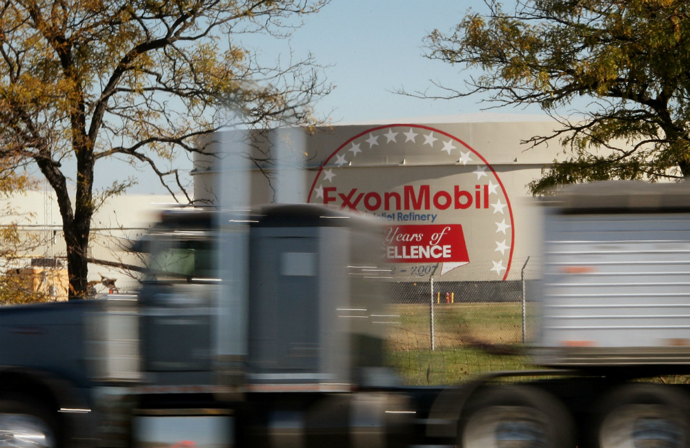 Exxon is under investigation by the New York attorney general