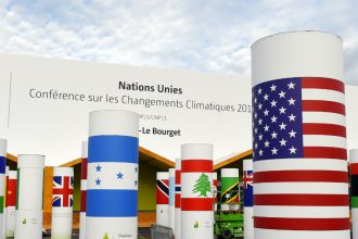 The U.S. was a leader of the 2015 Paris climate talks