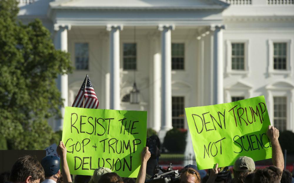 Trump announces U.S. will leave Paris climate agreement