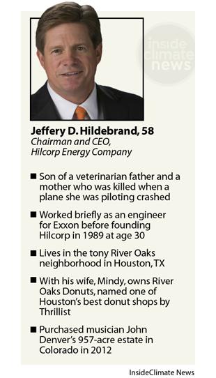 Jeffrey D. Hildebrand Bio