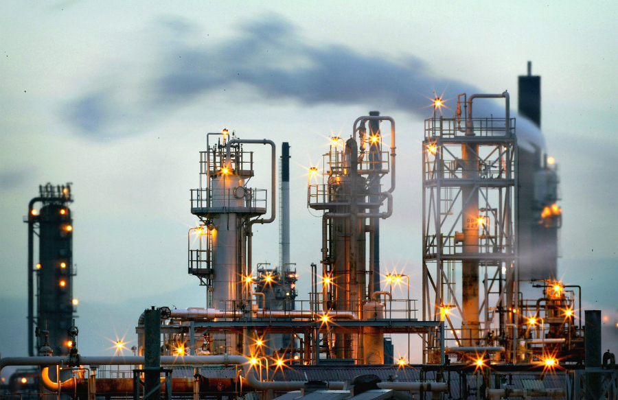A BP refinery. Credit: Christopher Furlong/Getty Images