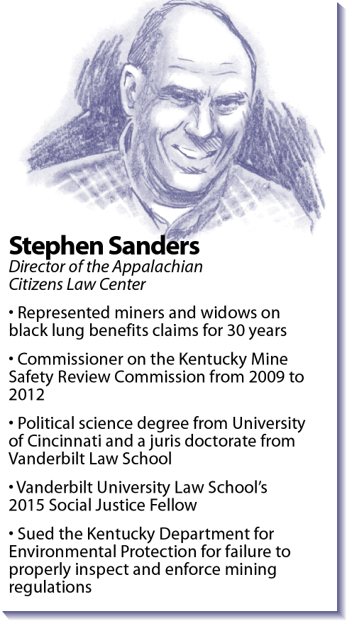 About Stephen Sanders