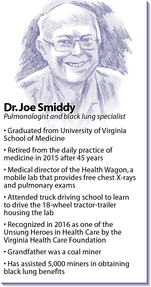 About Dr. Joe Smiddy