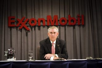 Rex Tillerson was Exxon's CEO from 2006 to 2016. Credit: Brian Harkin/Getty Images