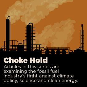 Choke Hold Series