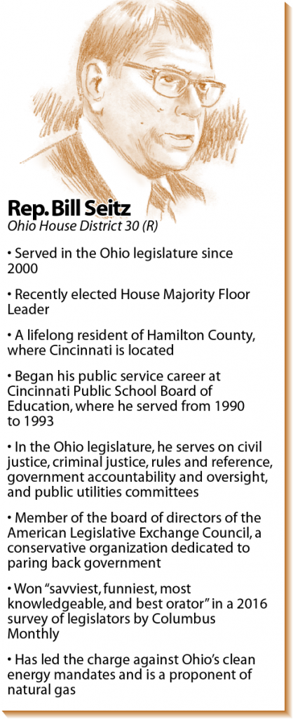 Ohio State Rep. Bill Seitz